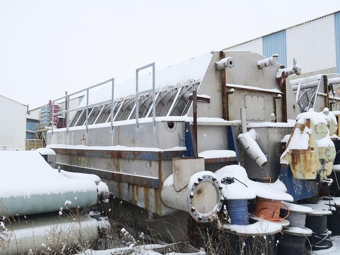 Used SAVEALL DISC THICKENER - IMPCO 12'