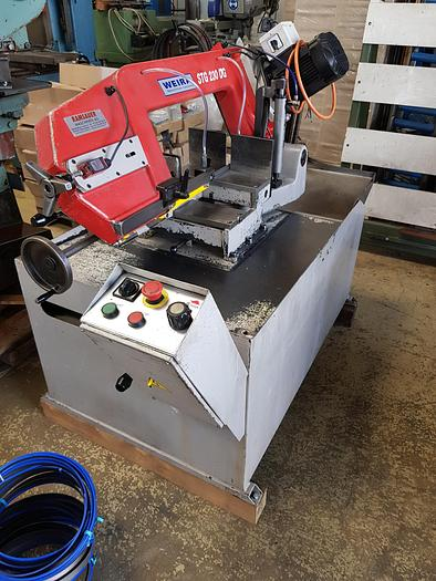 Gebraucht 1999 Bomar, Weira STG 230 DG