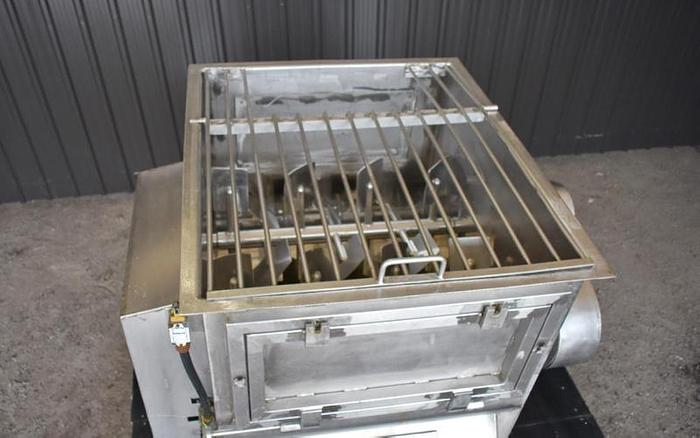 USED PADDLE BLENDER, 7 CUBIC FEET