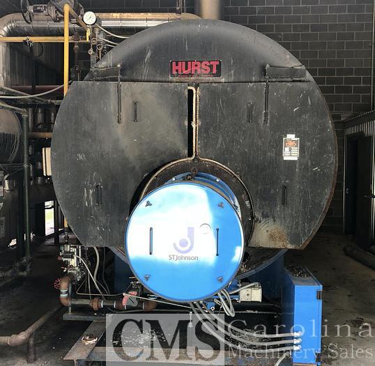 Used 1997 Hurst 400 HP Boiler