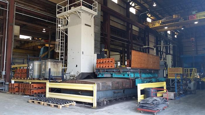 "Used 2012 Ingersoll Masterhead 7 Axis CNC Milling Center, X-=216"", Y=149"",, 2500 rpm, 125 hp, Fanuc 31i"