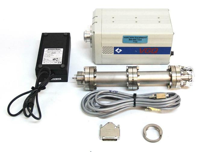 Used VG (Thermo) Residual Gas Analysis System VGQ Power Supply & Quadrupole (7142) R
