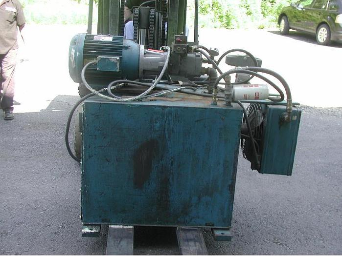 15 HP HYDRAULIC POWER UNIT