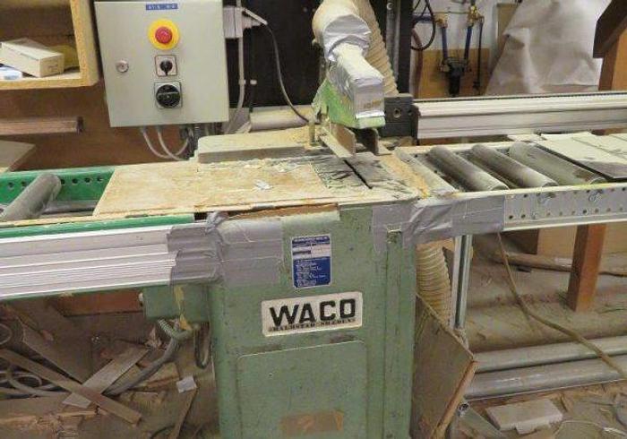 Used Cutting saw Waco KS-200