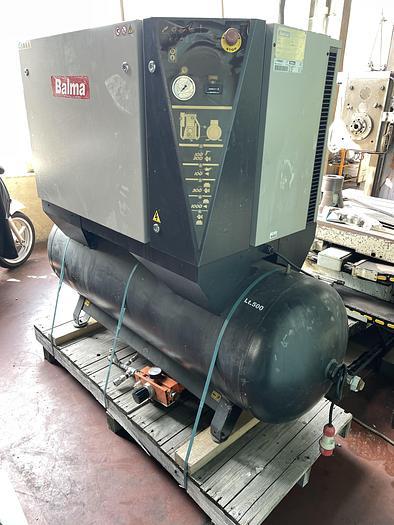 As new Compressore Silenziato BALMA FELP 500/830