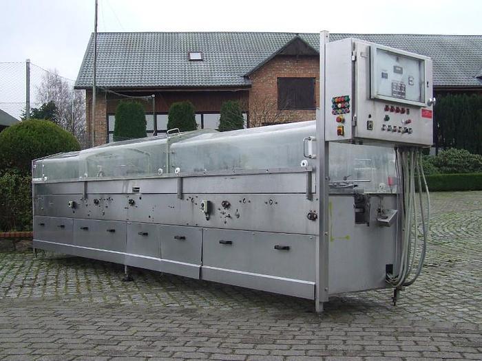 Używane Maszyna do zamykania kartonów kartoniarka
