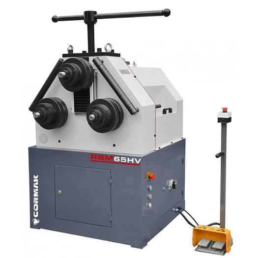 Cormak RBM65HV Section Rolls