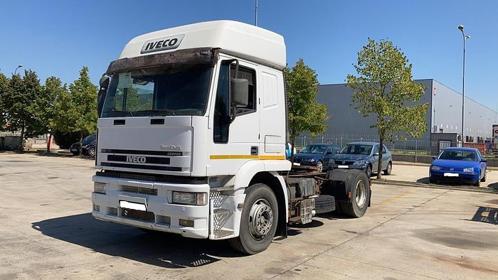 Used 2001 IVECO Eurotech 440E43 tractor unit