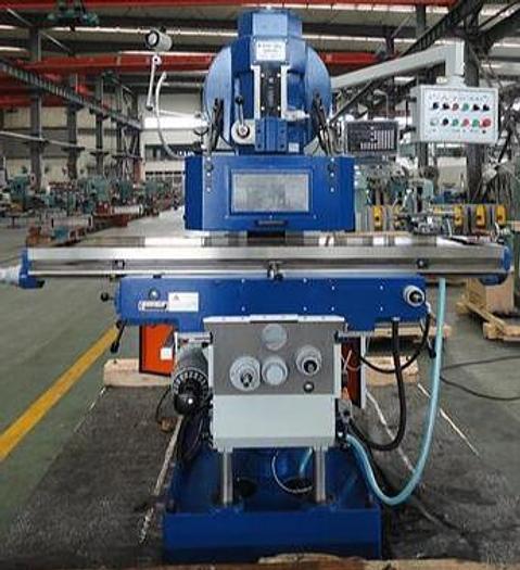 WM5042 - ROGI Vertical Knee-type Milling Machine