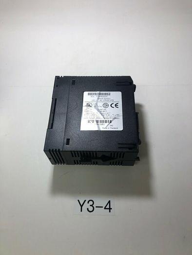 Used GE Fanuc IC693PWR321Y Power Supply 120/240 VAC, 125 VDC