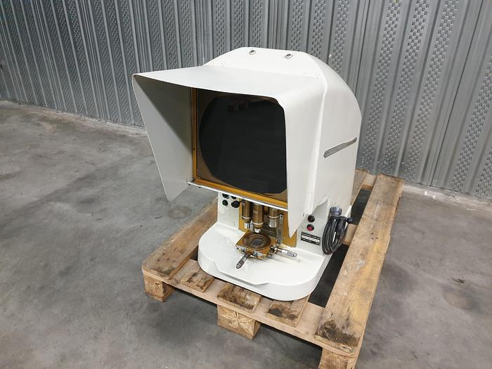 Used Luthy Profile Projector