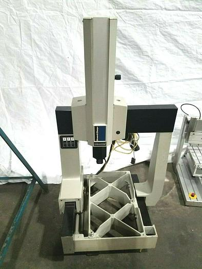 Used Brown & Sharpe MicroVal CMM Missing Reflex Control Panel