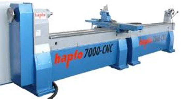 Hapfo 7000-CNC Wood-Copying Lathe
