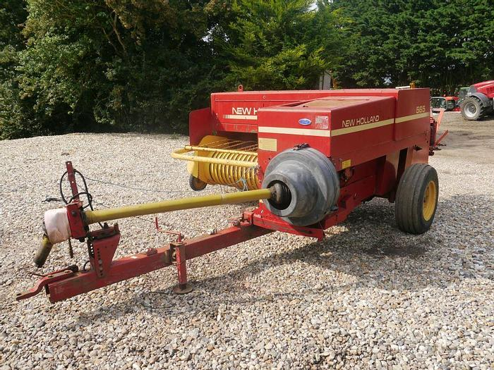 Used New Holland 565 Conventional Baler