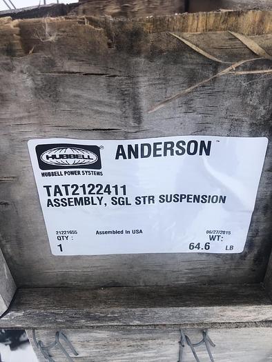 Hardware Assembly, 220/120 kN  insulator string