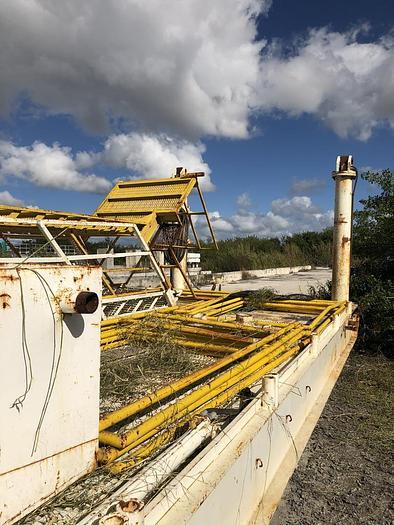 2000 Lang Explatory Drilling and Fabrication Jackup Rig Platform