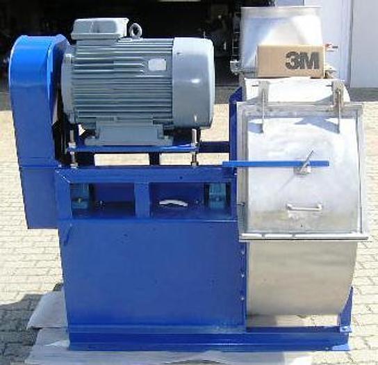 Used NOVENCO ventilator, type CT-800/100/R