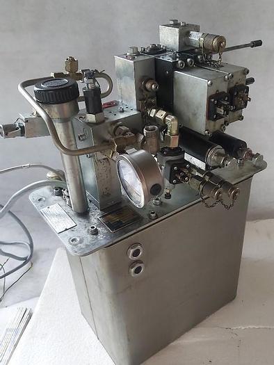 Gebraucht Hydraulikaggregat, MP 44-H6,0/B11T, Hawe gebraucht