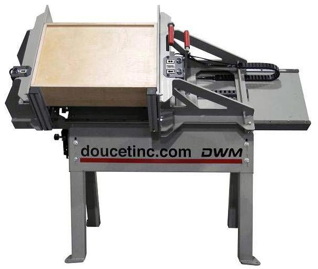 Doucet DWM Drawer Master Universal Drawer Box Clamp w/ Fixed Left Jaw