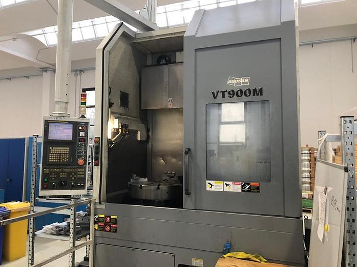 TORNIO VERTICALE DOOSAN VT 900-M
