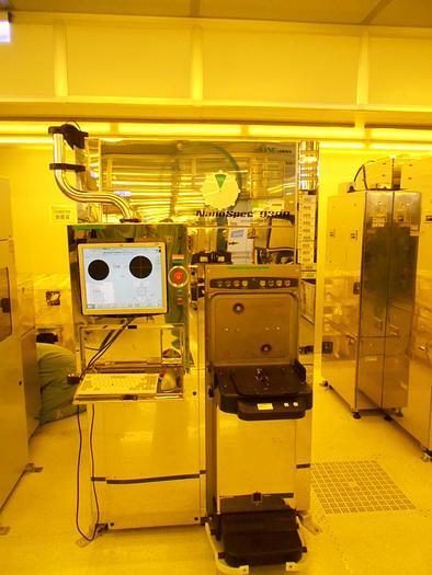Nanometrics Nanospec 9300Is Advanced Film Analysis System