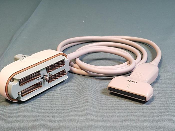 Gebraucht Fujifilm Ultraschall FZT L14-5w Sonde