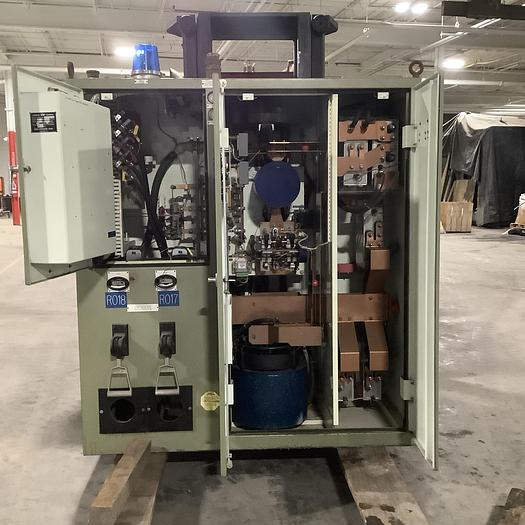 Used 1993 INDUCTOTHERM 125-30R POWER TRAK
