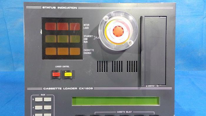 Used Kokusai Electric CX1209P Status Indication Cassette Loader, CX1209P / T2DC1-11308-001 /