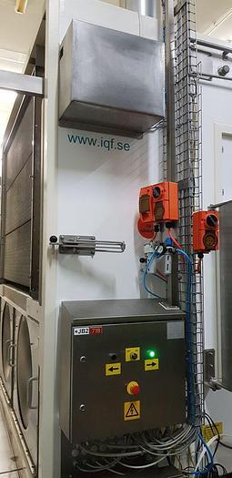 OCTOFROST 2/1 IQF Tunnel Freezer
