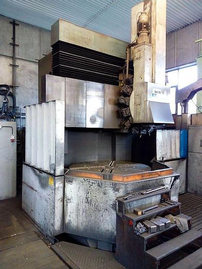 Used TOS SKIQ 16 - CNC Vertical machining centers - 2002