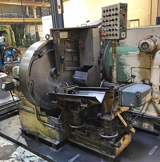 Used Giustina R236 Double Disc Grinding Machine (2 units)