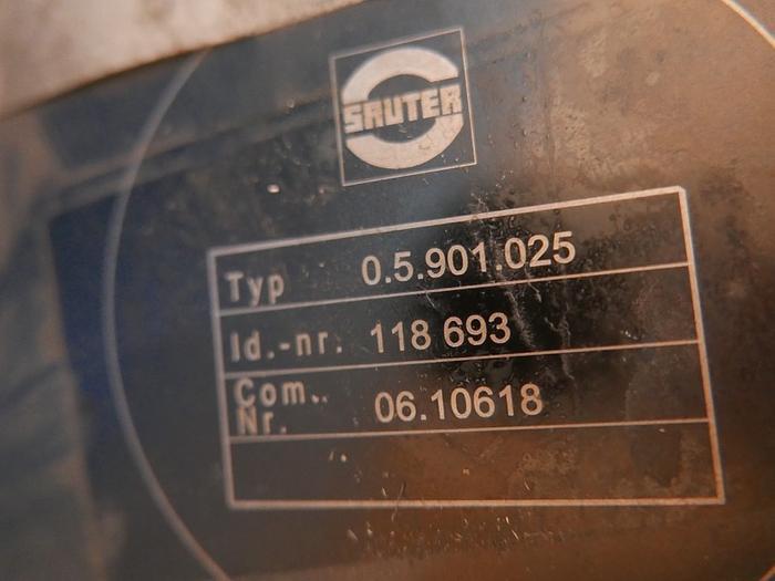 Revolverscheibe SAUTER Typ 0.5.901.025