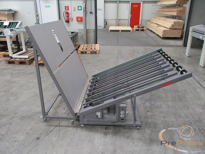 Refurbished 2008 Kodak (hu.q) PlateStacker 125