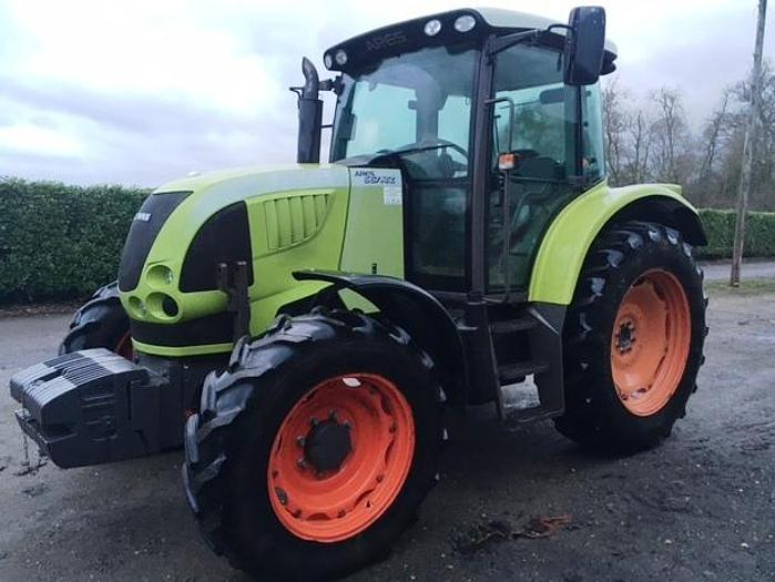 Used Claas 567 ATZ 4wd Tractor