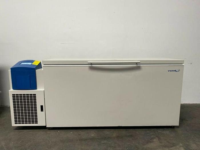 Used VWR Model 5720 -86°C Laboratory Chest Freezer 20 Cu Ft 230 V