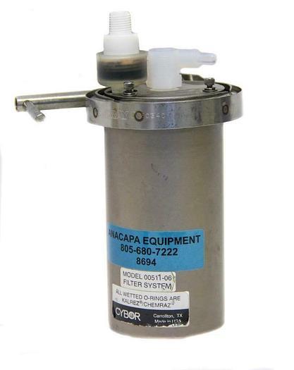 Used Cybor Model 00511-06 Filter System (8694)W