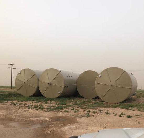 Oil/Storage Tank Package (3 Tanks)