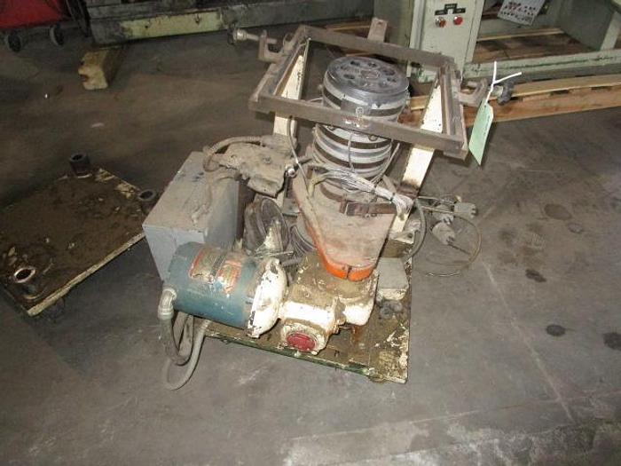 Used 1.375 inch rotating die stock # 4755-004