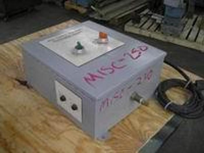 Used Conway Electrical Web Detect Auto Retractable Blade