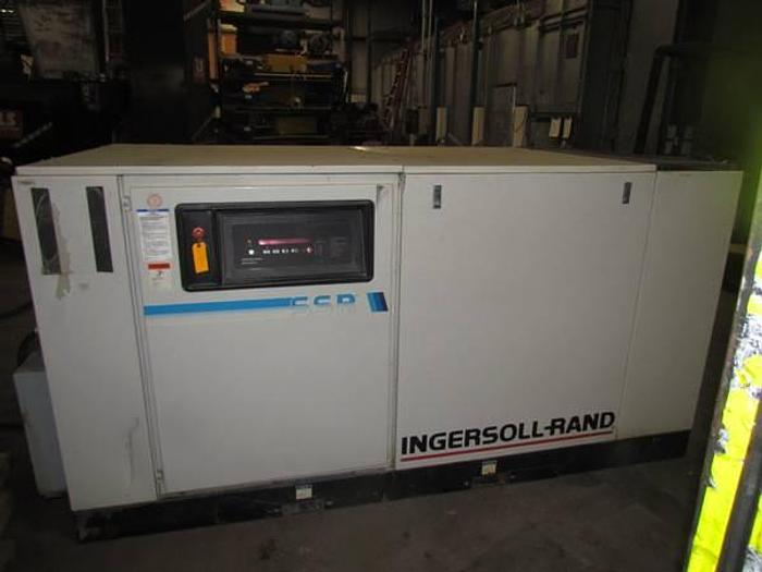 Ingersoll Rand SSR-EP100 100HP Screw Compressor