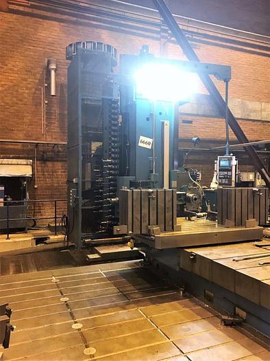 Używane Wytaczarka WOTAN CNC