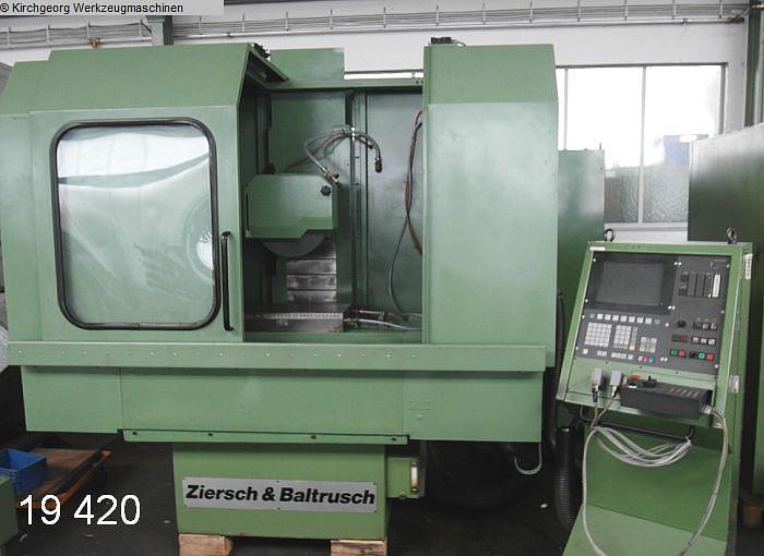 #19420 - ZIERSCH & BALTRUSCH Starline 600 CNC, Bj.1996