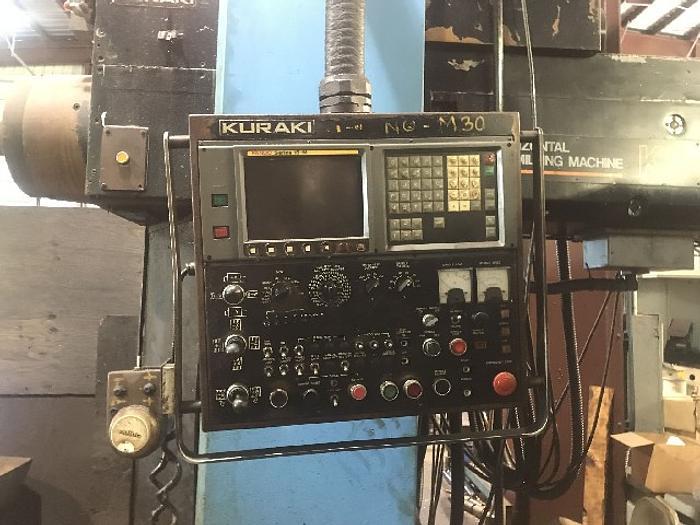 1989 Kuraki KBT-11 DX