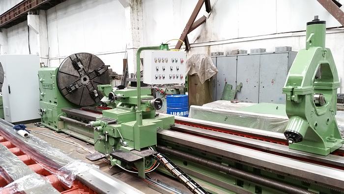 Heavy duty lathe SN1400X10000 retrofitted