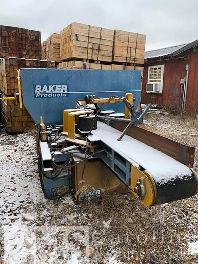 "Used Baker 12"" Resaw"