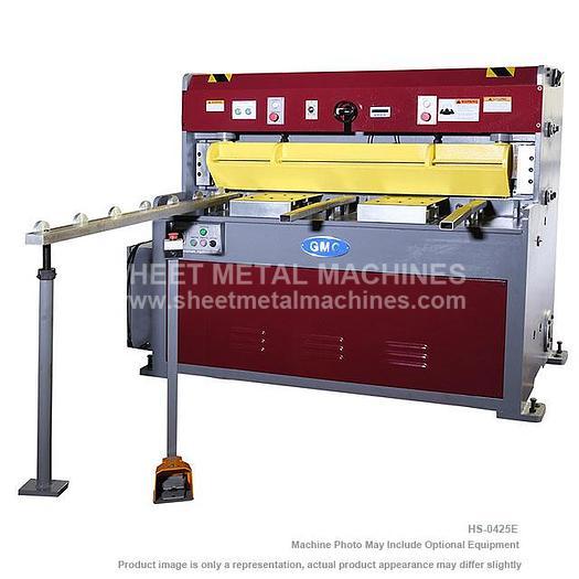 GMC Heavy Duty Hydraulic Shear HS-0410E