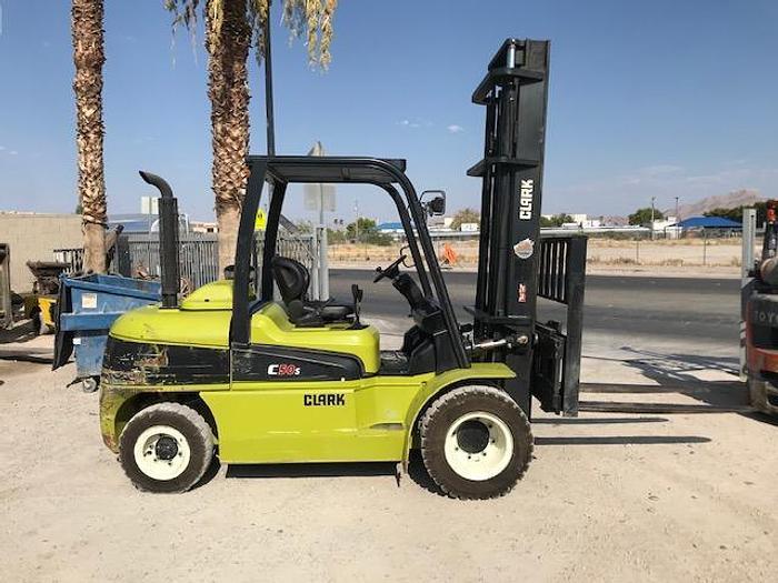 Used 2016 Clark C50SD Forklift