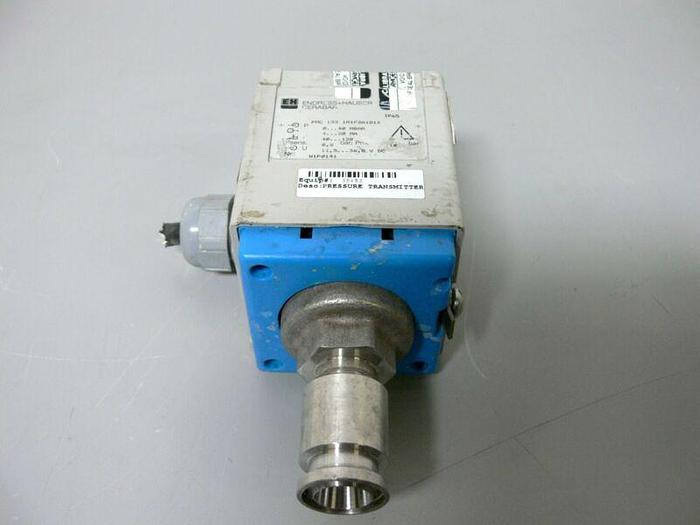 Used Endress Hauser Cerabar PMC1331R1F2A1D1X Pressure transmitter