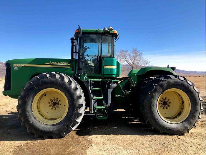 Used John Deere 9320 Tractor