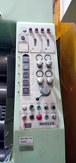 Buhler 5-roll chocolate refiner 1800mm wide
